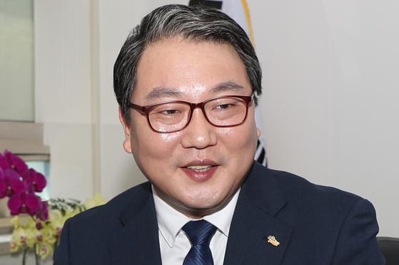 윤종서 부산 중구청장. [연합뉴스]