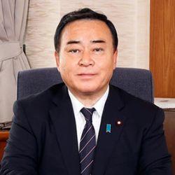 가지야마 히로시 일본 경제산업상.[홈페이지 캡처]