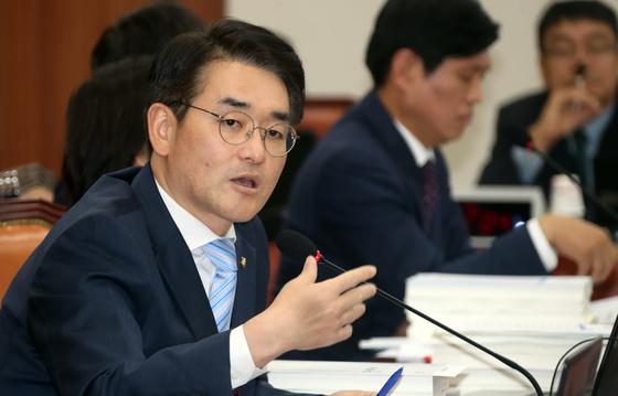 박용진 더불어민주당 의원. 변선구 기자