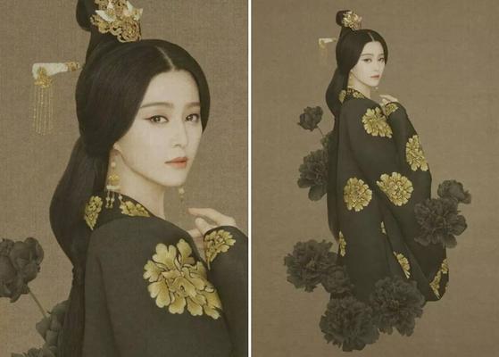 판빙빙 [사진 쑨쥔 웨이보 www.sunjunphoto.com]