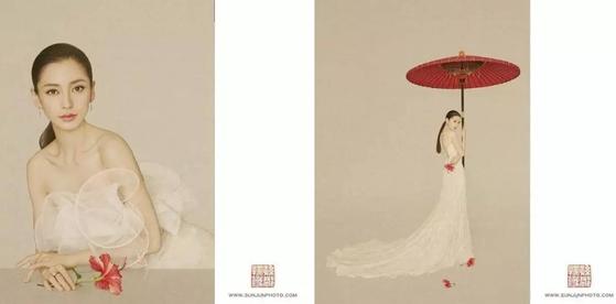 안젤라베이비 [사진 쑨쥔 웨이보 www.sunjunphoto.com]