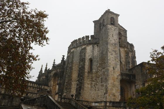 가는 곳 마다 만나는 순간 사랑에 빠지게 되는 포르투갈 토마르. 차분해 보이던 첫인상과는 달리 수려하고 용맹스러운 면모도 가지고 있다. [사진 권지애]