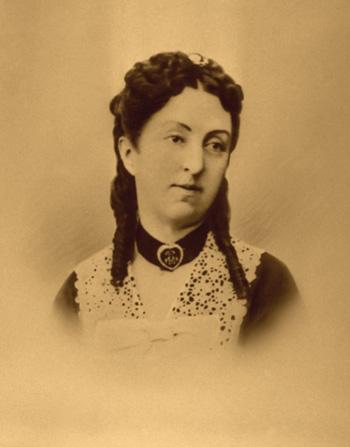 솔랑주 뒤드방. 조르주 상드의 딸. 폴란드 국립 쇼팽 협회 소장. [사진 Wikimedia Commons]