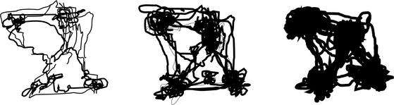 반복행동이 참여 뉴런 간 시냅스 연결로 기억 회로를 형성한다. [자료:사이언스 저널]