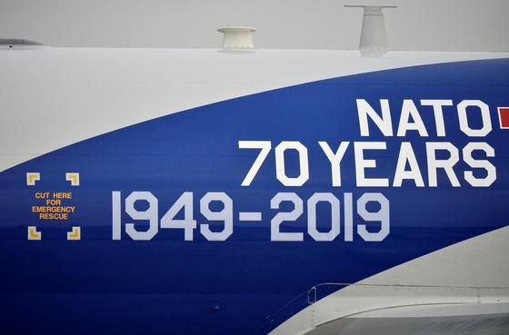 북대서양조약기구(NATO)는 올해 창립 70주년을 맞는다. [로이터=연합뉴스]