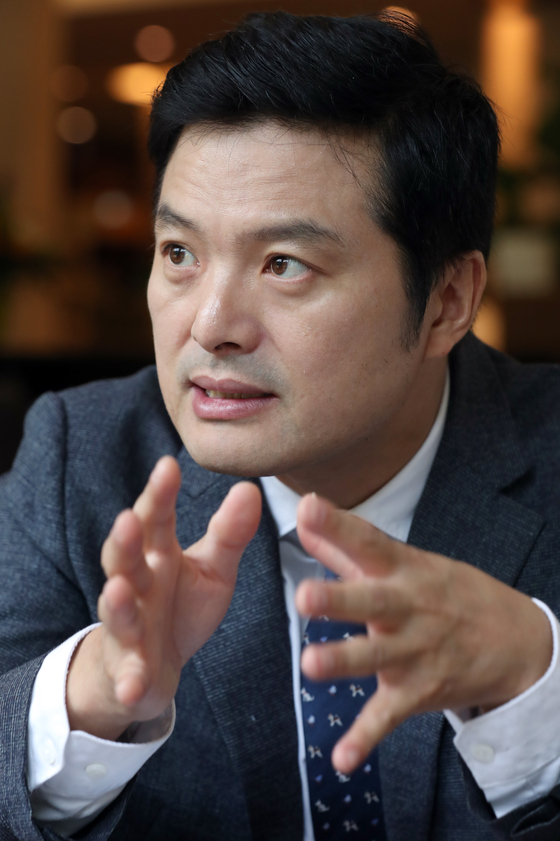 김태우 전 청와대 민정수석실 특별감찰반 수사관 [중앙포토]
