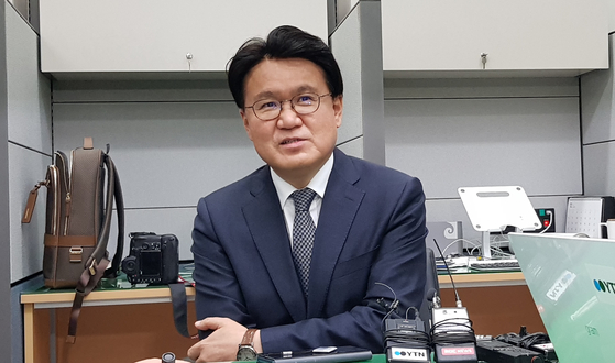 황운하 대전지방경찰청장. [중앙포토]