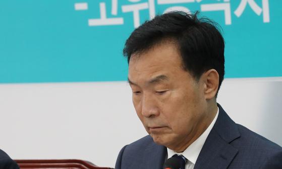바른미래당 손학규 대표. [연합뉴스]