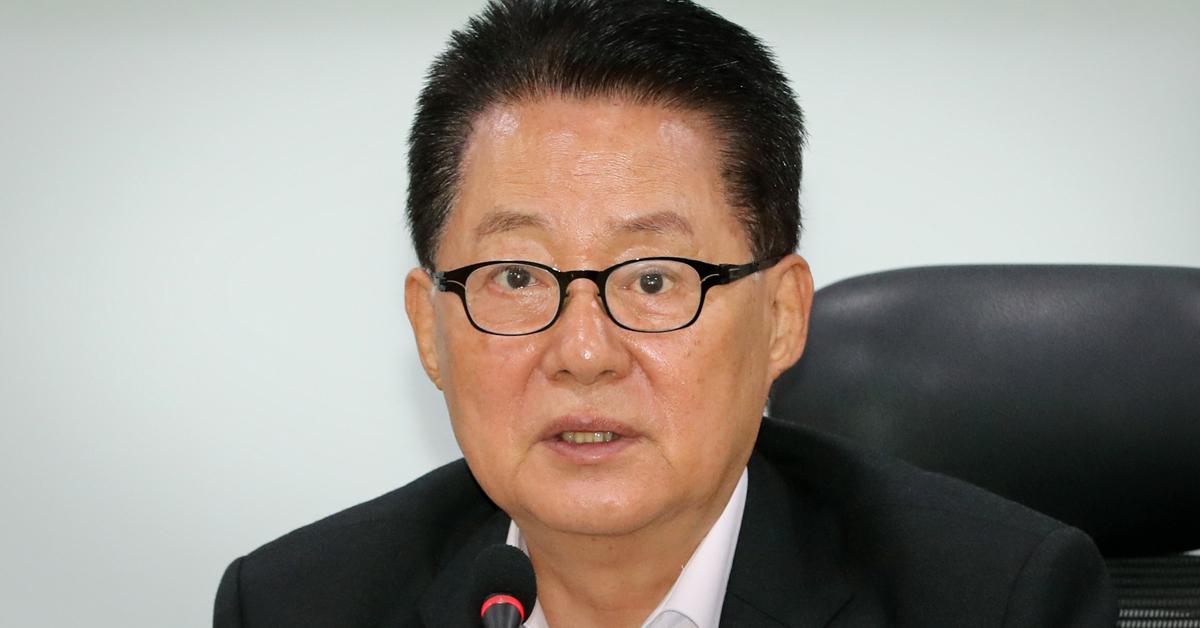 박지원 대안신당 의원. [뉴스1]