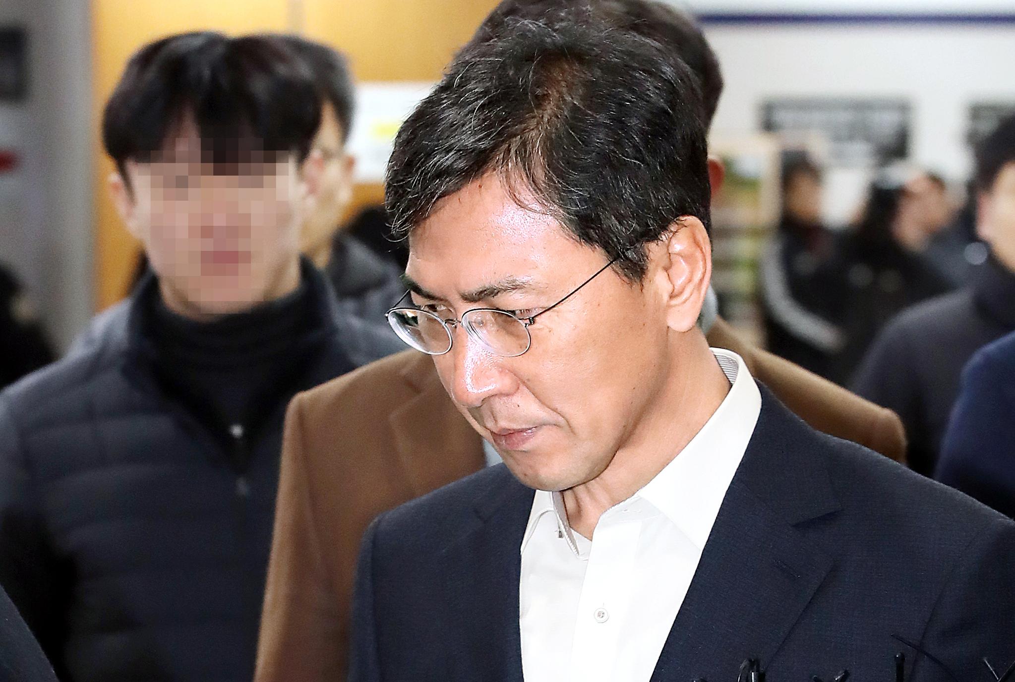 안희정 전 충남지사. [연합뉴스]