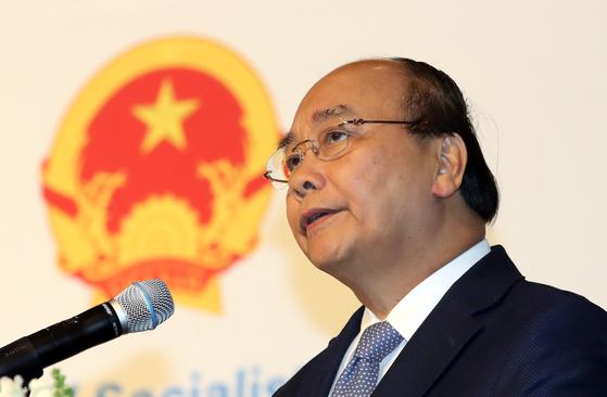 응우옌 쑤언 푹 베트남 총리. [연합뉴스]
