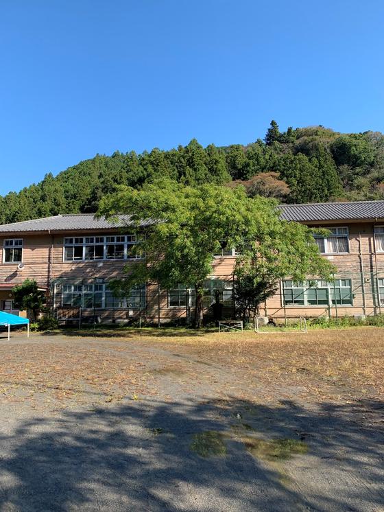 일본 치치부 시에 있는 아시가쿠보 학교 전경. [사진 한정목]