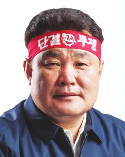 이상수 현대차 노조지부장 당선자. [연합뉴스]