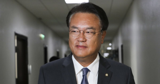 자유한국당 정진석 의원. 임현동 기자