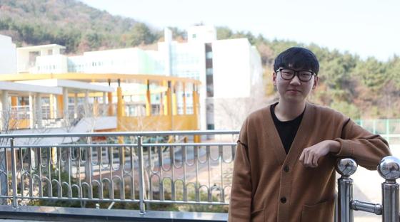 2020학년도 수능만점자 송영준군. [연합뉴스]