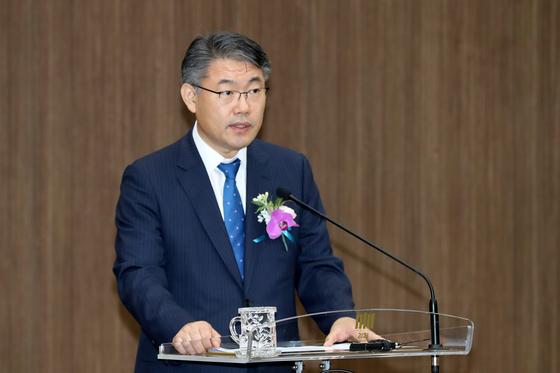 김우현 수원고등검찰청 검사장. [뉴스1]