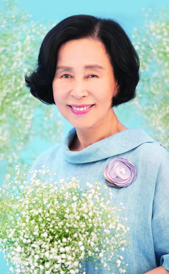 손숙 예술의전당 이사장.