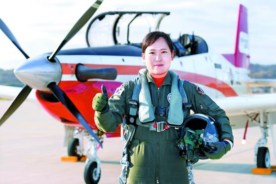 공군 최초 여성 비행대대장 셋 탄생