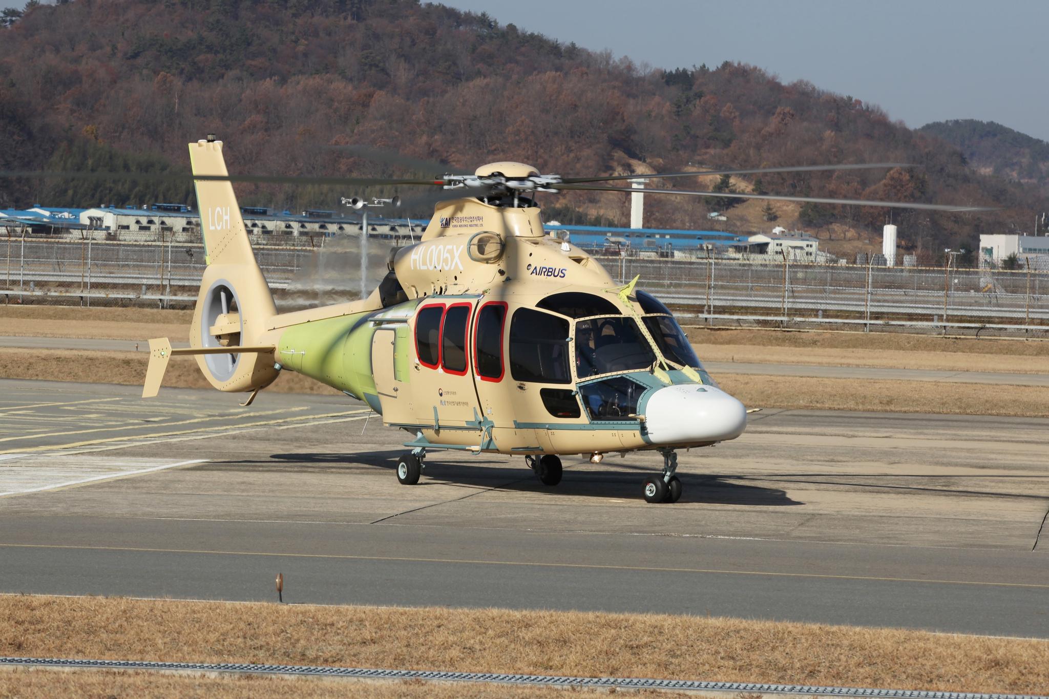 KAI 민수 헬기 LCH [사진 KAI]