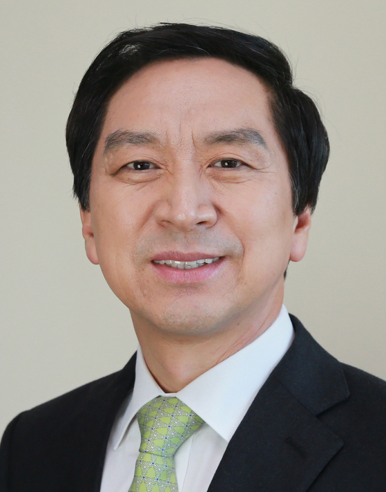 김기현 전 울산시장.[중앙포토]