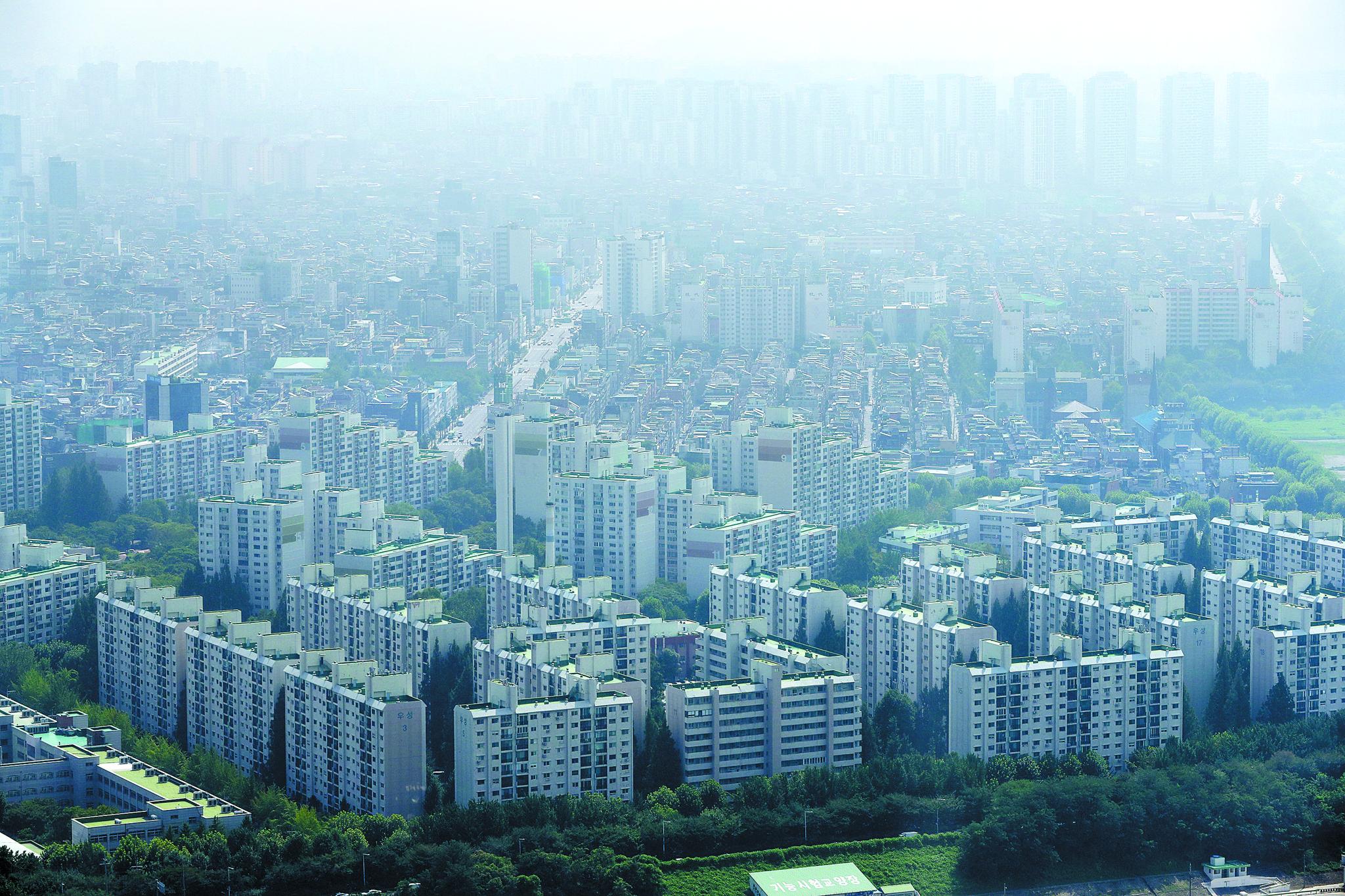 강남 아파트 92%가 9억 넘어…서울 전체선 1년새 15% 증가