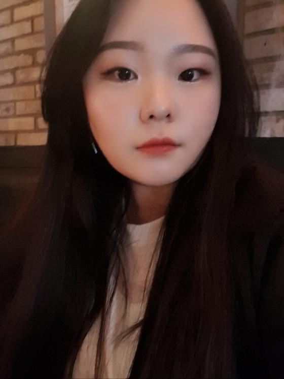 김호정 졸업생(시각미디어디자인전공, 15학번)