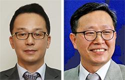 윤성이(左), 김남국(右)