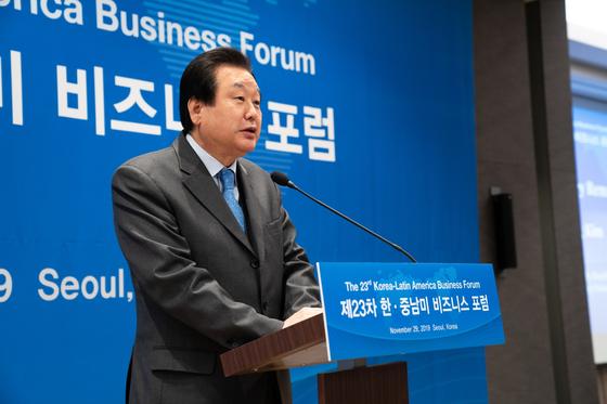 김무성 자유한국당 국회의원. [연합뉴스]