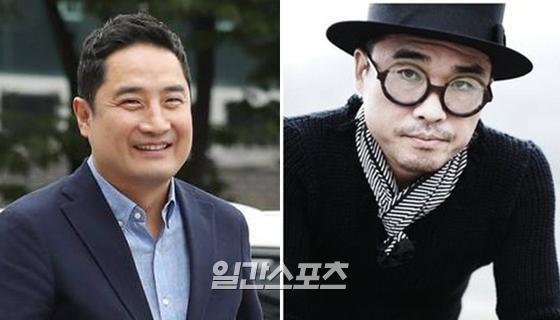 강용석 변호사·가수 김건모