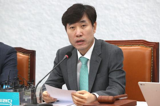 하태경 변혁 창당준비위원장. [뉴스1]