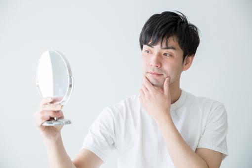 하루에 몇 번이나 거울을 보는가? [사진 photoAC]