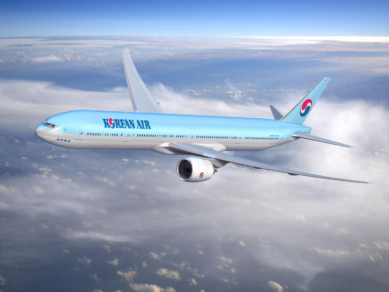 대한항공 보잉 777-300ER 전세기. [사진 대한항공]