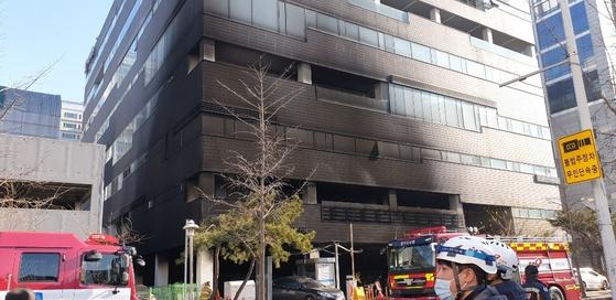 일산 여성병원 화재 직전 전신마취한 산모, 아기 무사 출산