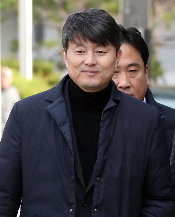 유재수 전 부산경제부시장. 변선구 기자