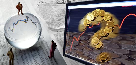 2020년 월급쟁이 재테크의 키워드는 해외 투자와 부동산이다. [중앙포토]
