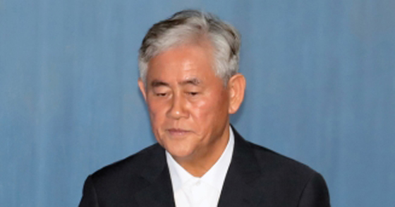 최경환 전 자유한국당 의원. [뉴스1]