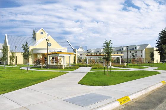 앤젤로주립대 기숙사는 '2020 Best College Dorms in Texas'에 선정돼 우수성을 입증받았다. [사진 앤젤로주립대]