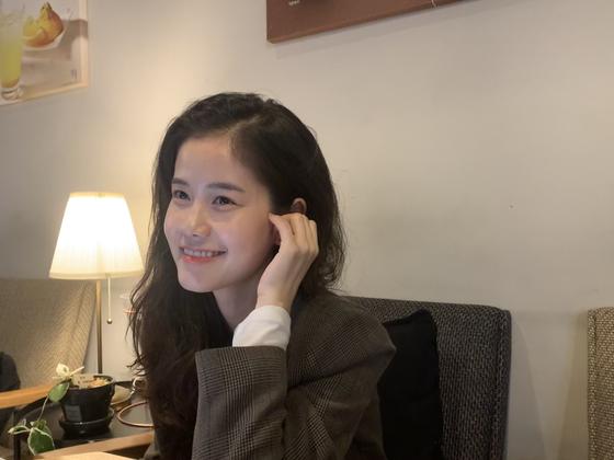 콘텐트 스타트업 퍼블리에 근무하는 박소희 매니저는 한국은행에 신입사원으로 입사해 2년간 근무하고 현재 직장으로 옮겨왔다. [사진 퍼블리]