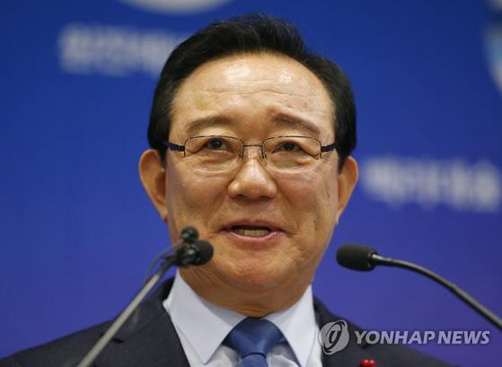 송철호 국가예산 기자회견