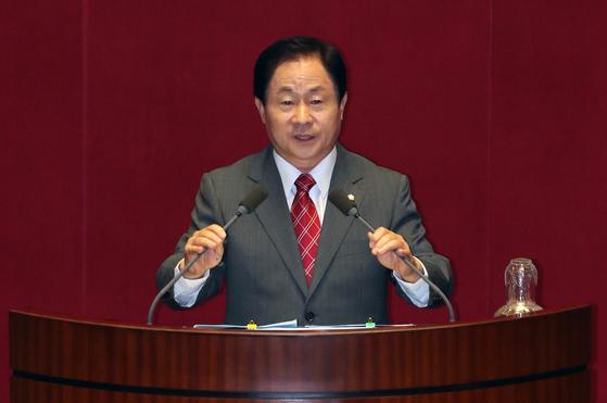 주광덕 자유한국당 의원. [뉴스1]