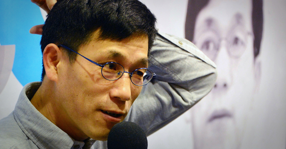 진중권 동양대 교수. [중앙포토]