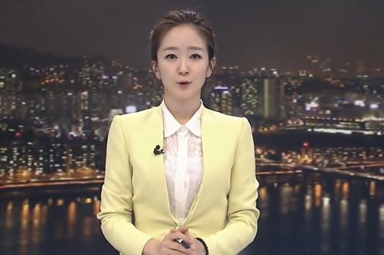 박선영 아나운서. [사진 SBS]