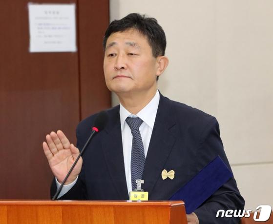 허인회 전 녹색드림협동조합 이사장. [뉴스1]