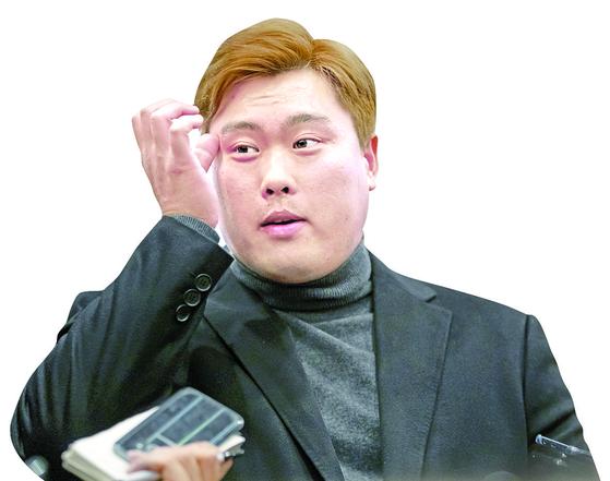 류현진. [연합뉴스]