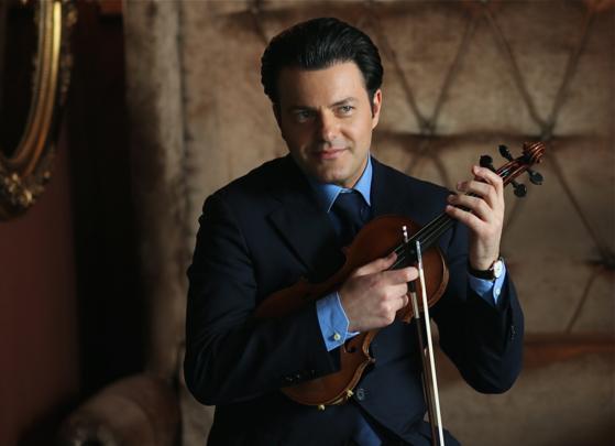 2009년부터 빈필하모닉의 제2바이올린 단원으로 연주하고 있는 쉬켈첸 돌리. [사진 SBU]