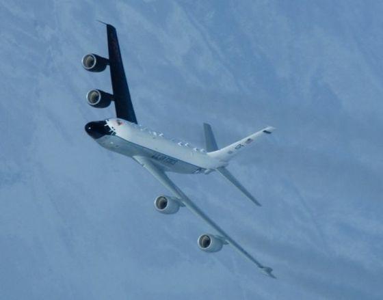 RC-135S 코브라볼. [사진 미 공군]