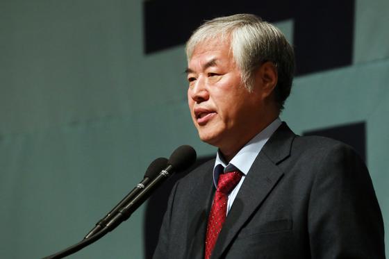 전광훈 한국기독교총연합회 회장. [뉴스1]