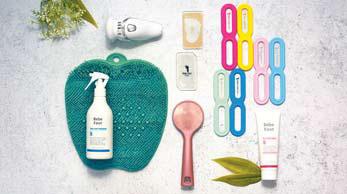엘엔티테크는 발각질제거기·풋크림·풋샴푸·풋마사지브러쉬 등의 제품을 개발했다