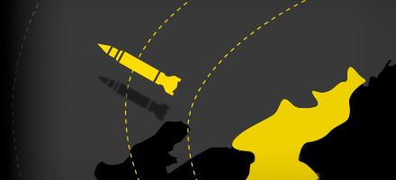 북한 미사일 14개, 어디까지 날아가나