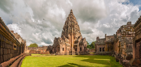 Thailand Buriram Phanom Long Historical Park